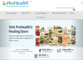 Redesign.prohealth.com