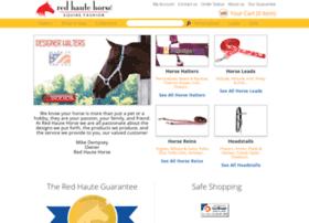 redhautehorse.com
