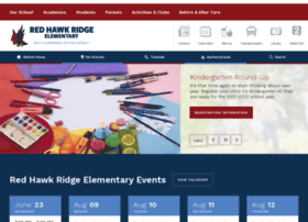 redhawkridge.cherrycreekschools.org