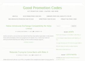 redhotpromotioncodes.com