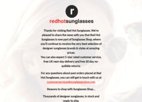 redhotsunglasses.co.uk