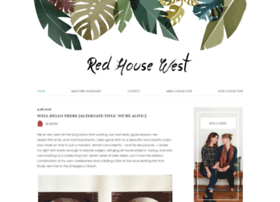 redhousewest.com