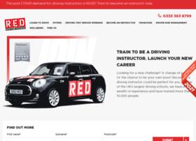 redinstructortraining.com