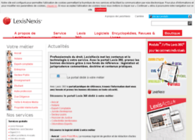 redirection.lexisnexis.fr