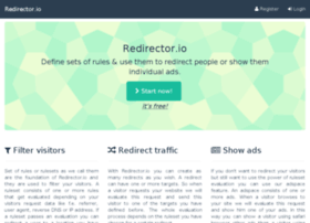 redirector.io