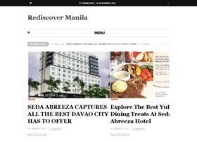 rediscovermanila.com