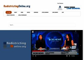 redistrictingonline.org