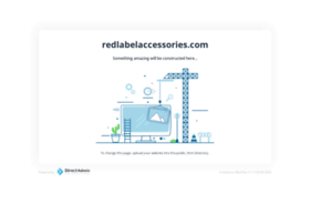 redlabelaccessories.com
