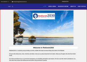 redlands2030.net