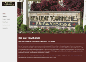 redleaflacey.com
