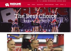 redlinecheer.com