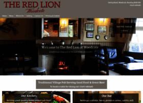 redlionwoodcote.co.uk