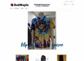 redmaplesportswear.com