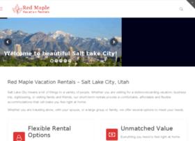 redmaplevacationrentals.com