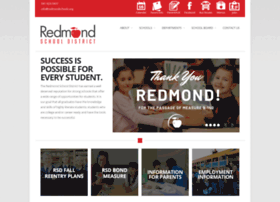 redmond.k12.or.us