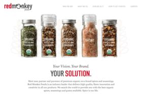 redmonkeyfoods.com