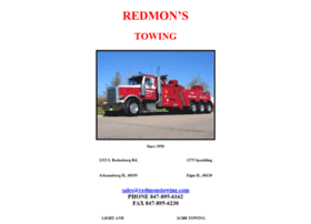 redmonstowing.com