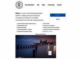redox-os.org