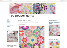 redpepperquilts.com
