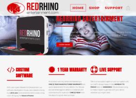 redrhinoentertainment.com