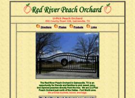 redriverpeachorchard.com