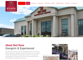 redroseconventioncentre.com