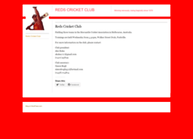 redscricketclub.wordpress.com