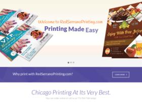 redserranoprinting.com
