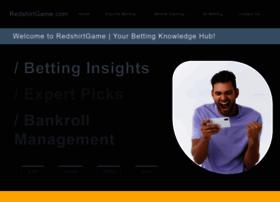 redshirtgame.com