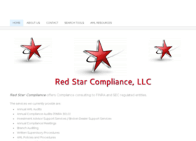redstarcompliance.com