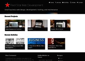 redstarwebdevelopment.com