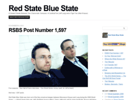redstatebluestate.mlblogs.com