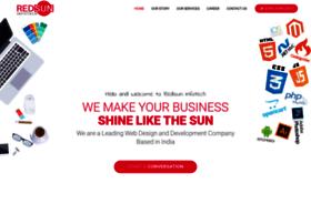 redsun-infotech.com