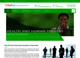 redsuncommunications.com