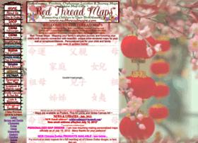 redthreadmaps.com