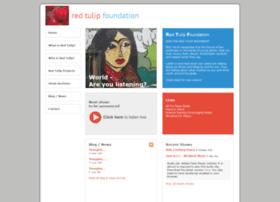 redtulipfoundation.org