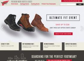 redwingshoe.com