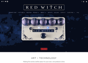 redwitchpedals.com