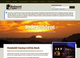 redwoodcapitalbank.com