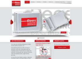 reesmarketingresources.com