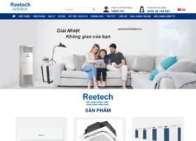 reetech.com.vn