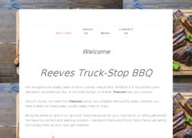 reevesbbq.com