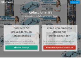 refaccionarias.infored.com.mx