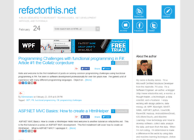 refactorthis.net