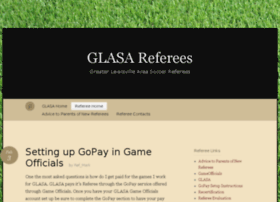 referees.glasasoccer.org