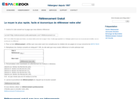 referencement.outils-webmaster.com