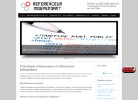 referenceur-independant.fr