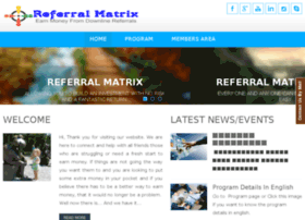 referralmatrix.co.in