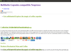 refillablecapsulescompatiblenespresso.blog.com