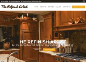 refinishartist.com